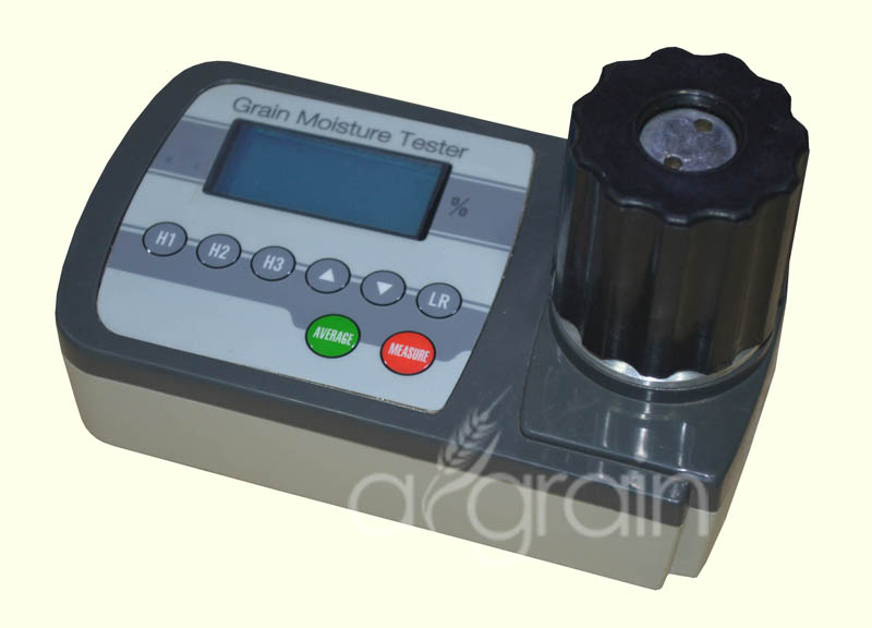 Handy Grain Moisture Meter  - AG-12 For Accurate Moisture Measurement in Paddy,Wheat,Rice & Maize